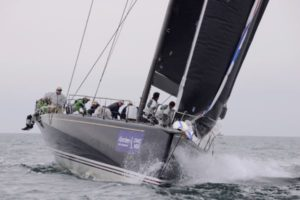 Bella Mente Racing at Day One of Aberdeen Asset Management Cowes Week (Photo Credit Rick Tomlinson)
