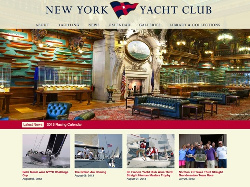 "New York Yacht Club August 2013: ""Bella Mente Wins NYYC Challenge Cup"""